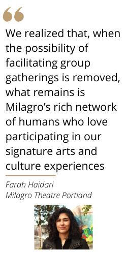 Quote from Farah Haidari