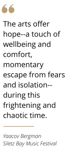Yaki Bergman Quote