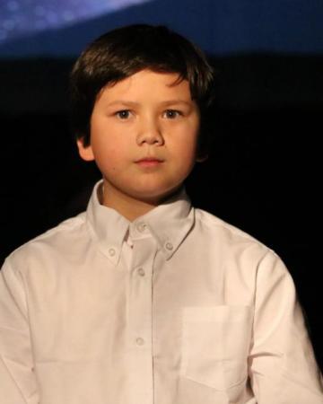 Photo of actor Kason Chesky