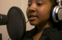 11 year old shani singing and loves to act