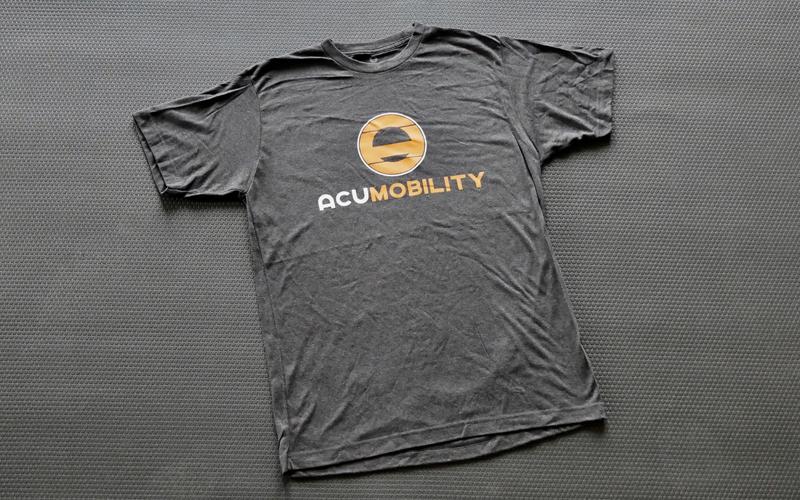 acumobility tshirt