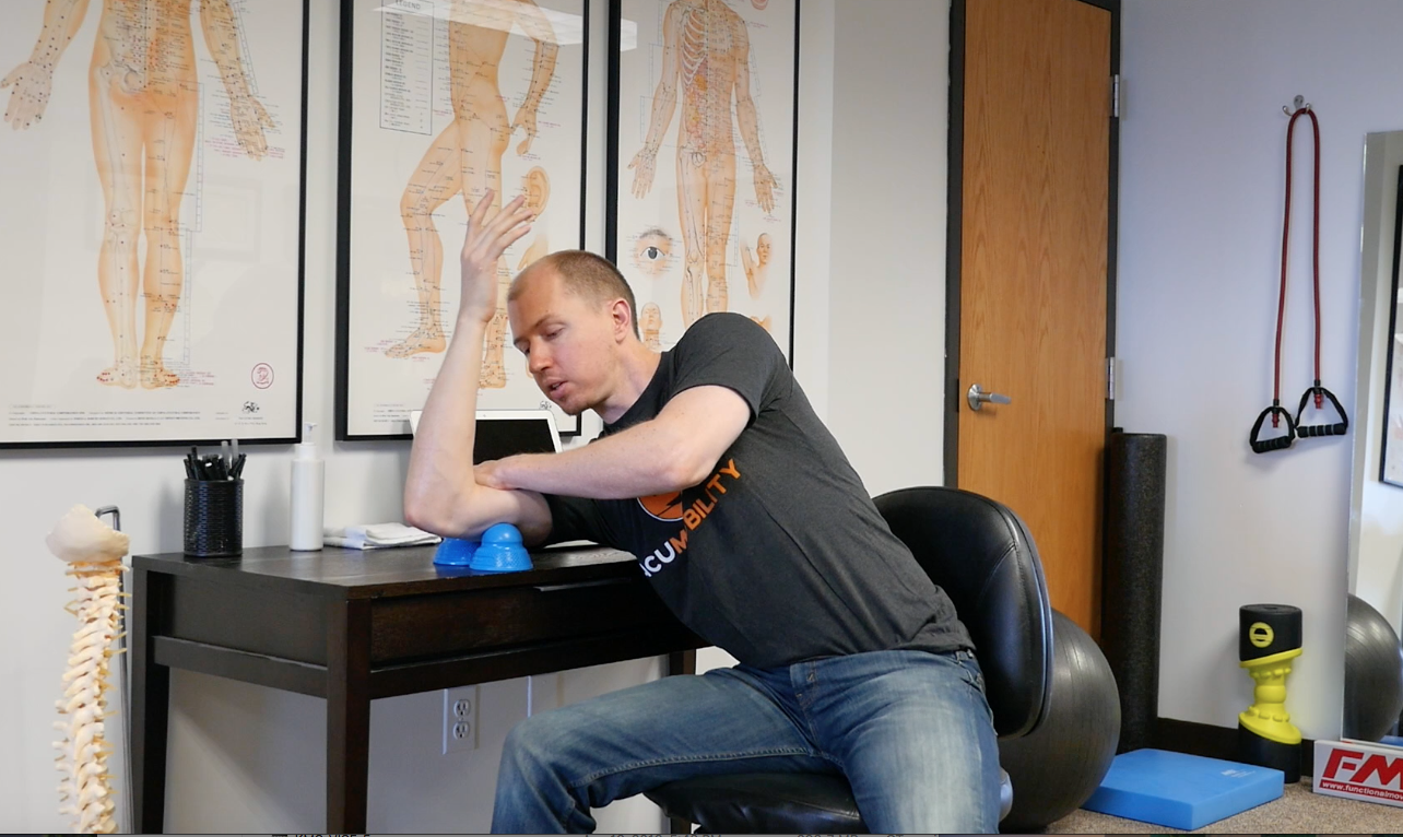 Mobility at your Desk Week 2 (Tricep)