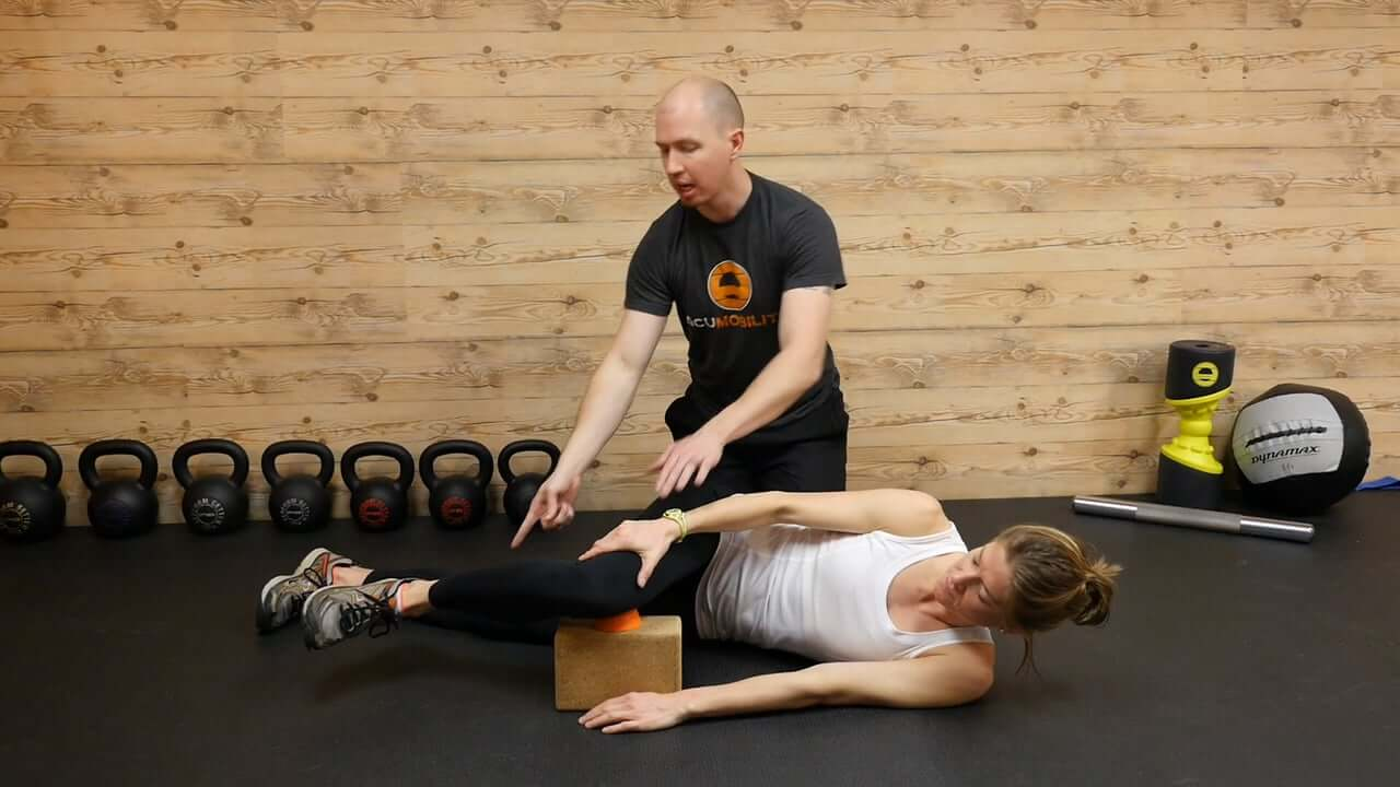 Inner Thigh Adductor Trigger Point Release