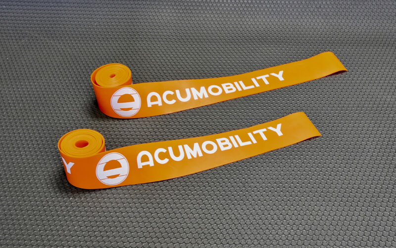 acumobility floss band level 1 dual