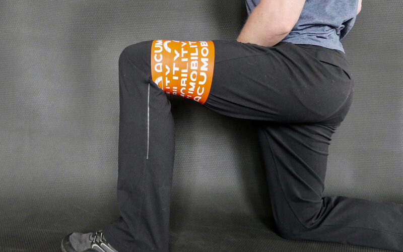 acumobility floss orange leg
