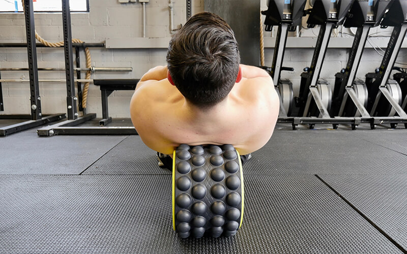 ultimate back roller 1