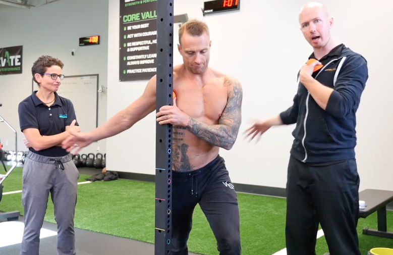 Graston Technique and Acumobility to Improve Diaphragm and Pec Mobility