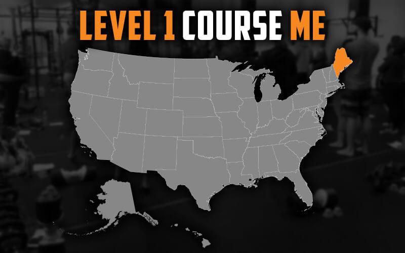 acumobility level 1 course Maine