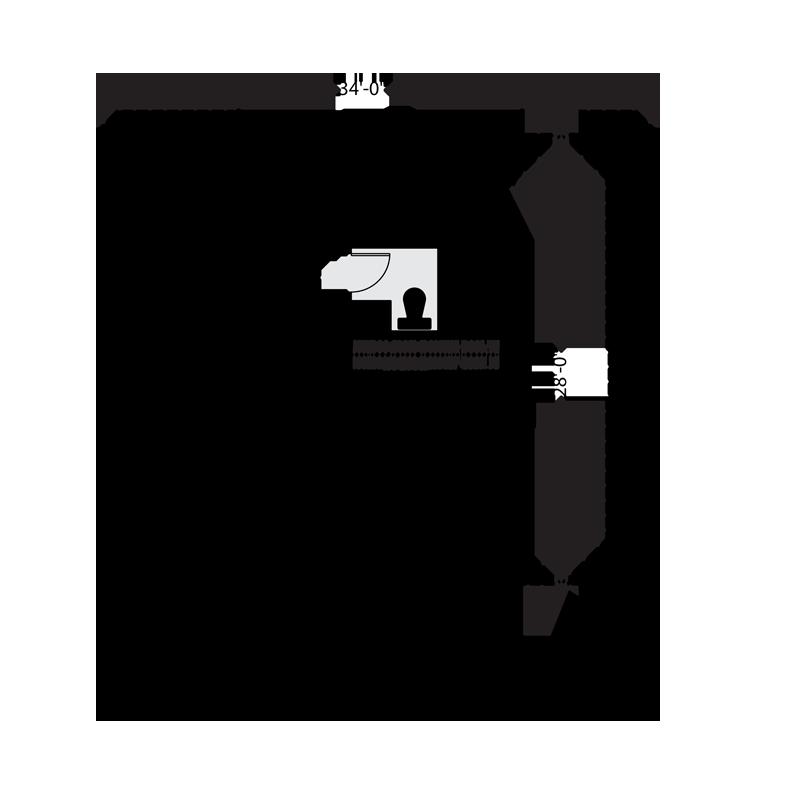The Arcadia East Custom Floor Plan Adair Homes Arcadia