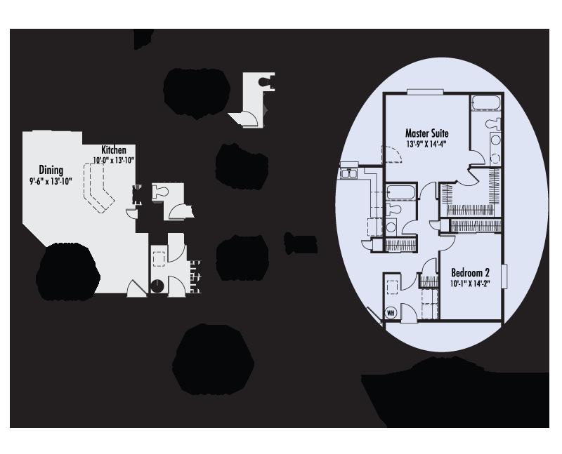 The Beverly Custom Floor Plan Adair Homes