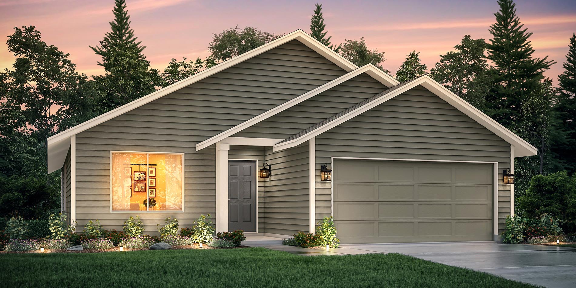 The Arcadia East Custom Floor Plan Adair HomesArcadia