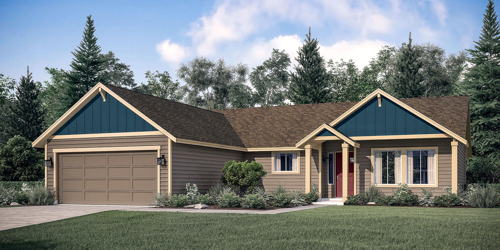 The winchester custom floor plan adair homes for Adair home plans