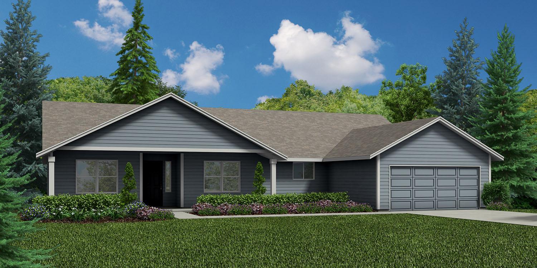 The willamette custom floor plan adair homes for Adair homes floor plans prices