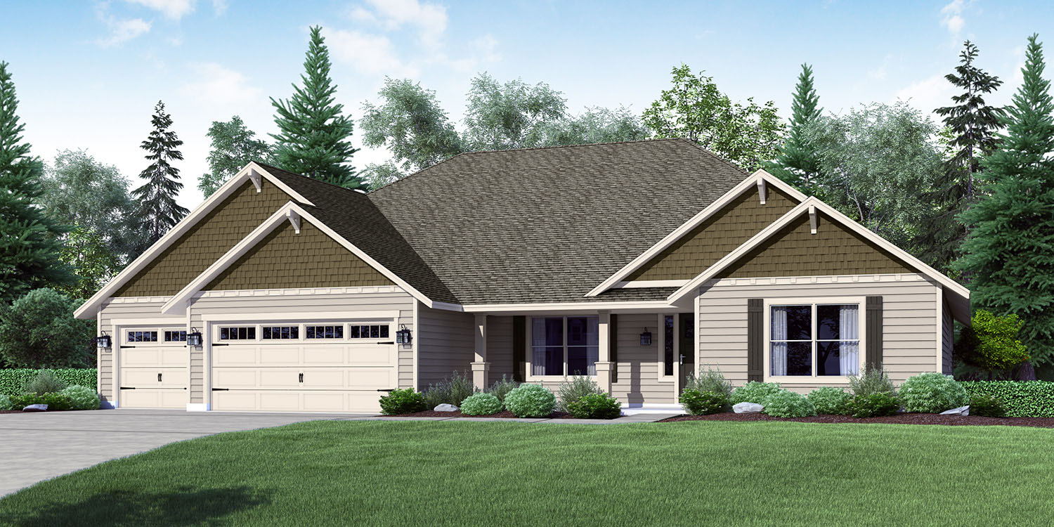 The josephine custom floor plan adair homes for Adair home plans