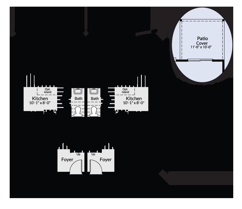 The Pines Custom Floor Plan Adair Homes