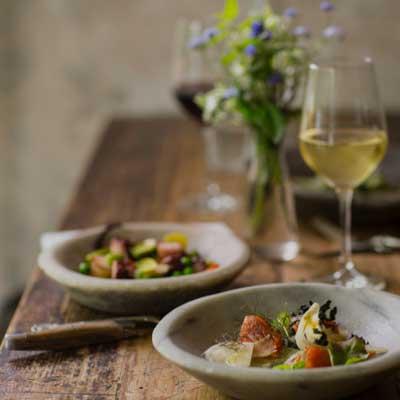Cocina y Vinos