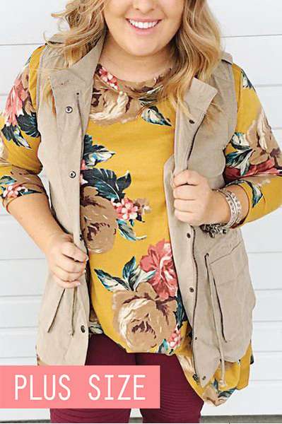 Haven Floral Tunic