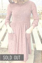 Ashli Berry Midi Dress