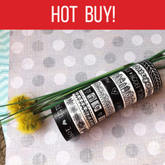 Hot Buy - 10 Washi Bundle