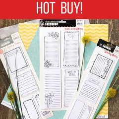 Hot Buy - DF Sticky Notes