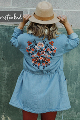 Grace Embroidered Jacket