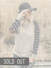 Lyssa Striped Pullover