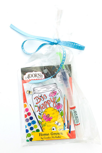 Home Grown Watercolor Gift Set