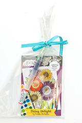 Daisy Delight Watercolor Gift Set