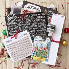 Documented Faith Planner Surprise Box
