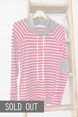 Jolly Stripe Pullover