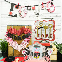 Valentine Craft Collection