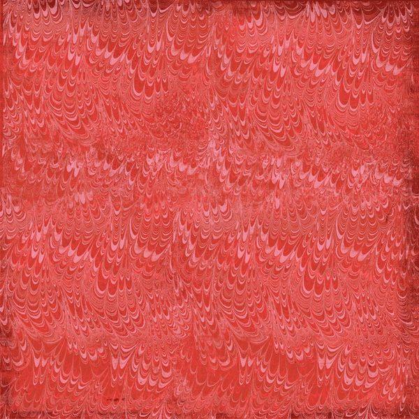 Scarlet Love Scrapbook Paper