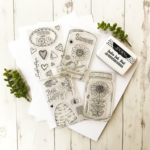 Mega Clear Stamp Bundle