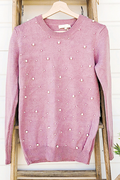 Pearl Sweater