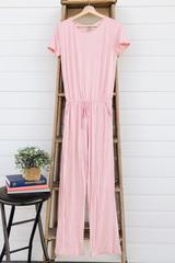 Knit Jumper - Pink