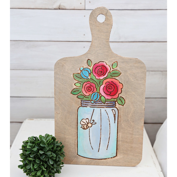 Bouquet Paddle Board