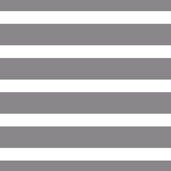 Jumbo Stripe Gray Fabric