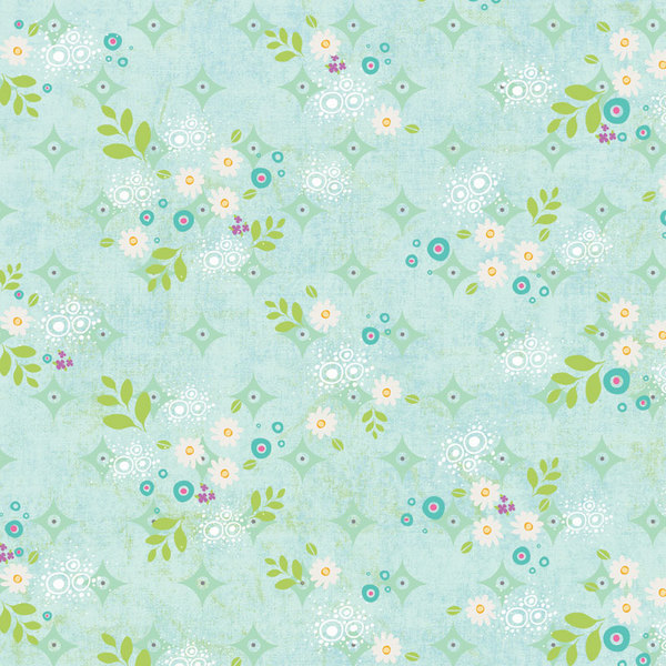 Scattered Petals Fabric