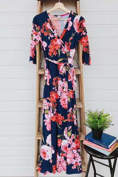 Havanna Maxi Dress