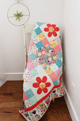 Daisy Patches Quilt Kit