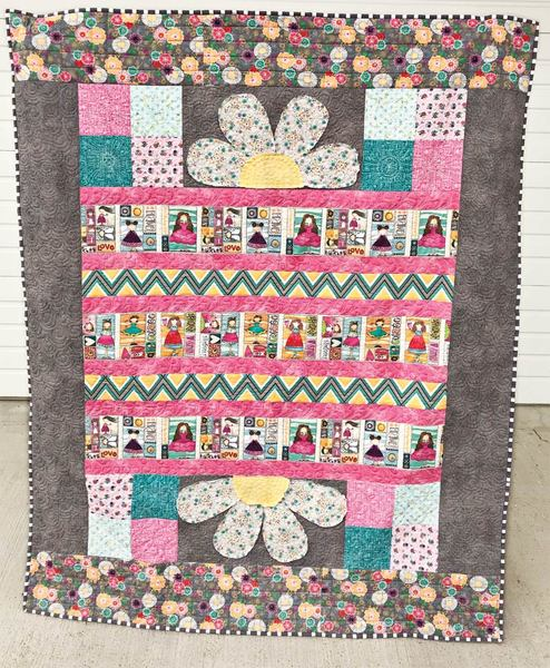 Girlfriends Garden Quilt Kit