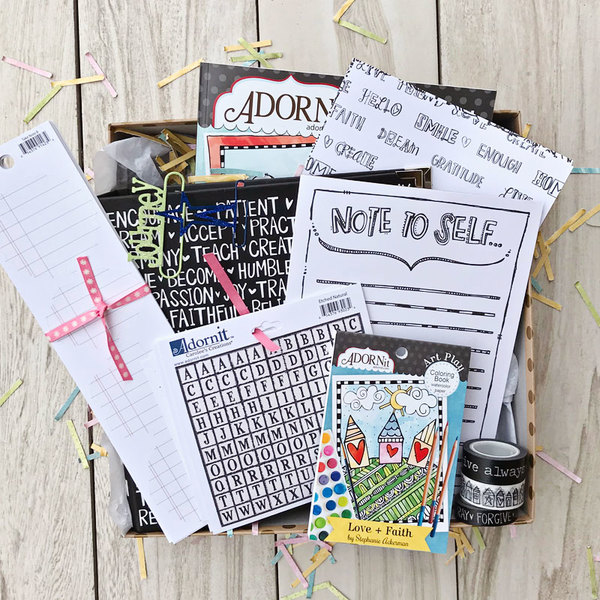 Documented Faith Planner Surprise Box