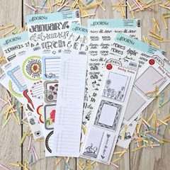 Planner Sticker Bundle