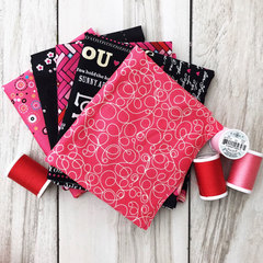 1/3 yard Valentine Surprise Bundle