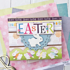 Easter Wood Plaque Kit