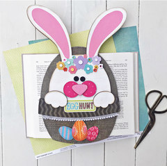 Easter Bunny Basket Kit
