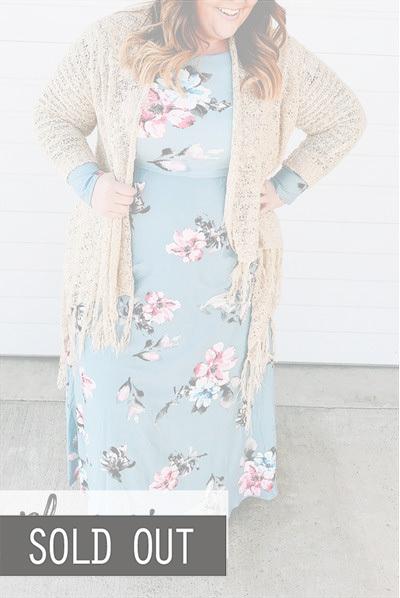 Quincy Floral Maxi Dress
