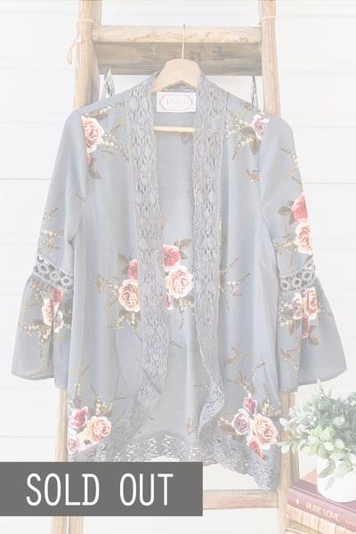 Cadence Boho Kimono