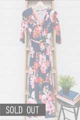 Havanna Maxi Dress