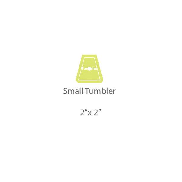 Small Tumbler Template